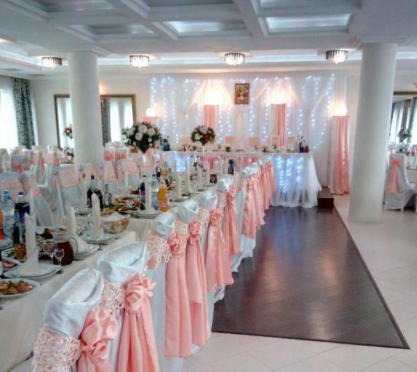 Банкетний зал для весілля у Львові