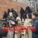 В Киеве не пустили в представительство Евросоюза ведущих