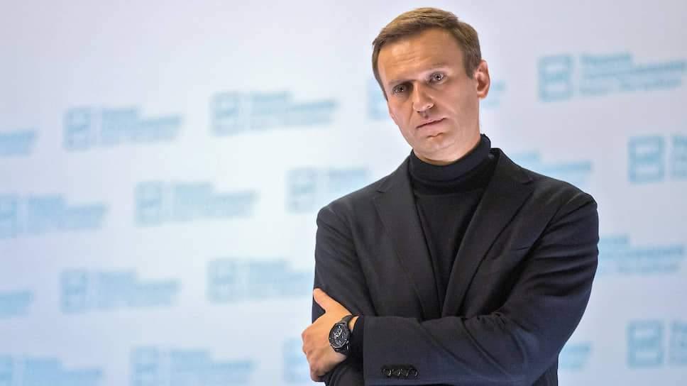 Из-за Навального ЕС ввел санкции против России
