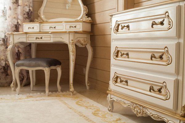 Тонкости, касающие классической мебели
