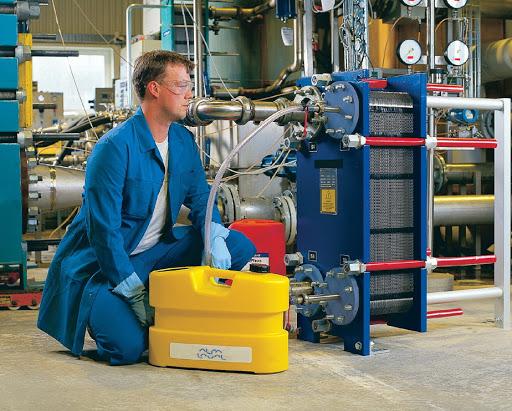 Промывка теплообменников — регулярность и особенности процедуры