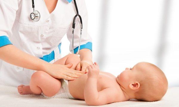 Прием врача педиатра в медицинском центре Евротест