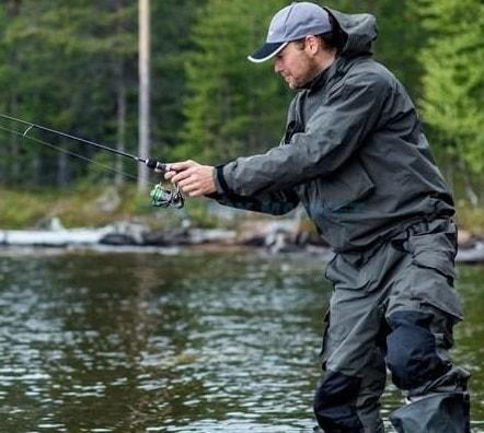 Водонепроницаемый костюм для рыбалки